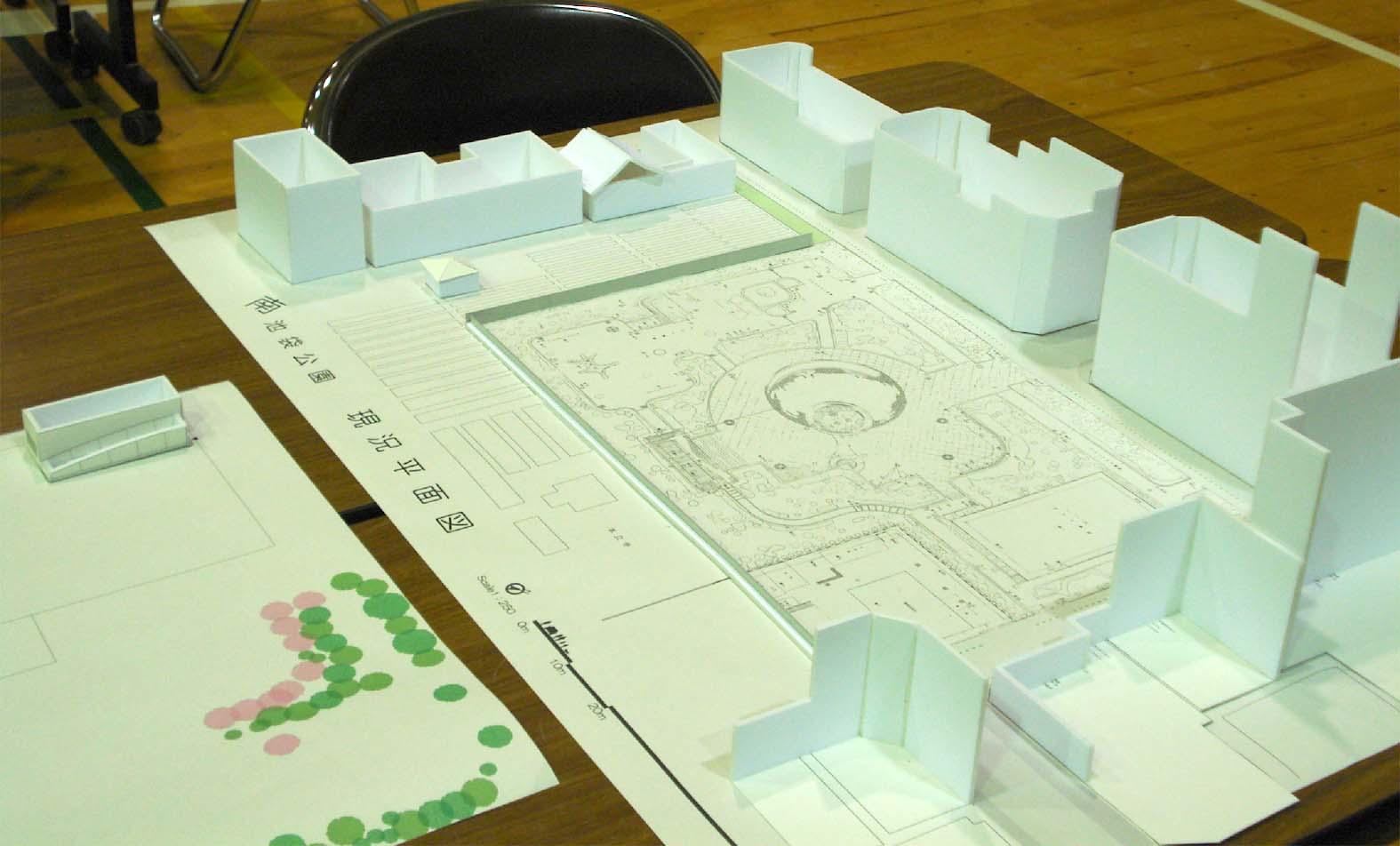 南池袋公園改修ワークショップ運営及び基本計画策定業務